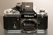 Nikon F2 Photomic 35mm Slr Fully Working!