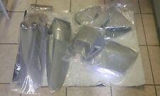 KIT PLASTICHE KTM  EXC 125 250 300 2001 2002 5 PZ COLORE GRIGIO