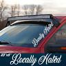 Locally Hated Banner Decal Diesel Truck Duramax F250 Vinyl Sticker -20 COLORS-