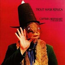 Trout Mask: Captain Beefheart & His Magic Band w/ Artwork MUSIC AUDIO CD Zappa