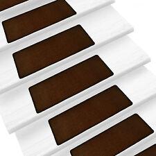 Pure Nature Sisal Stufenmatten Rechteckig ohne Lippe Braun Treppenstufenmatten