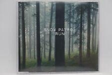 Snow Patrol - Run (1 track CD Single) 'Radio Edit Edition' PROMO copy