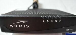Arris TM1602A Cable Modem Docsis 3.0 Cable Modem