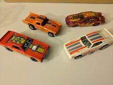 Hot Wheels Flying Customs Ford 57 TBird 86 Thunderbird 71 Mustang 73 Gran Torino