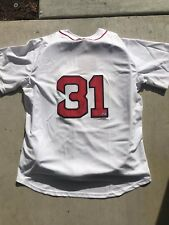 Jon Lester Boston Red Sox Chicago Cubs Signed NWT Majestic Authentic Jersey
