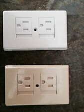 Outlet Safety Covers - Gently Used - 50 Assorted beige/white