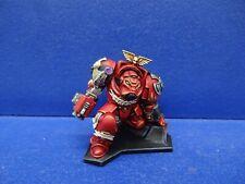 Space Hulk Terminator hermano de Escipión Blood Angels top pintado