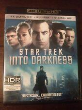 Star Trek Into Darkness (4K Disc, Blu-ray)!