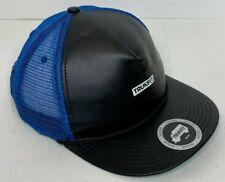 Trukfit Da Wurl Adult Sized Blue Black Prototype Lil Wayne Snapback Trucker Hat