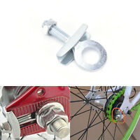 4pcs Bike Chain Tensioner Adjuster For Fixed Gear Single Speed Track Bicycle HI