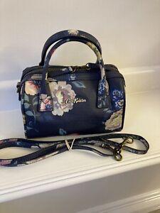 CATH KIDSTON MINI BOX BOWLER HAND & CROSS BODY BAG