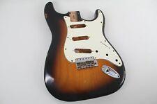 MJT Official Custom Vintage Age Nitro Guitar Body By Mark Jenny VTS Sunburst