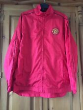Manchester United   training track  top for men size M