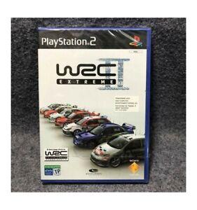 WRC II EXTREME NUEVO PRECINTADO SONY PLAYSTATION 2 PS2