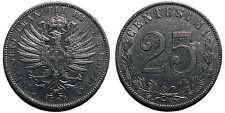 25 centesimi 1903 quasi SPL - R
