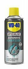 wd40 chain lube O X Z link Compatible 400ml LIMITED TIME OFFER