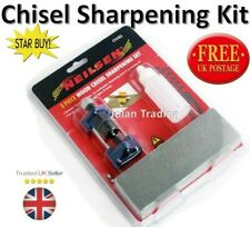 Chisel Sharpening Kit Guide Hone Stone Chisels Angle Honing Sharp Dress 5283