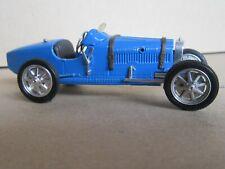 886Q Eligor Référence 1025 Made in France Bugatti Type 35B Course 1927 Bleu 1:43