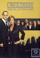 LAW & ORDER: SPECIAL VICTIMS UNIT - SEASON 9 (BOXSET) (DVD)
