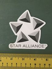 star alliance Decal/sticker Airlines