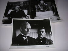 SEAN CONNERY in THE RED TENT, Lot of 3 Vintage Original 8x10 Movie Photos, 1969!