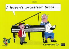 I Haven't Practised Becos ... (Cartoon Books) SP233