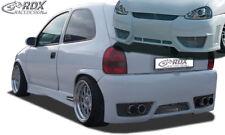 RDX Bodykit OPEL Corsa B Front Heck Stoßstange Seitenschweller Tuning Spoiler