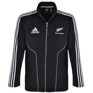 Adidas - ALL BLACKS FREECE JACKET -  FELPA UOMO - art.  V36871