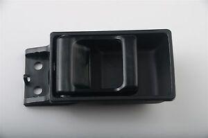 fits Nissan 86.5-97 Pickup Truck Inside Door Handle Black