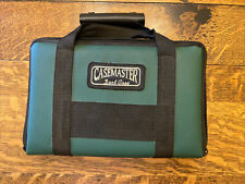 Casemaster GLD Products case with Full Dart Set And Spare Parts.
