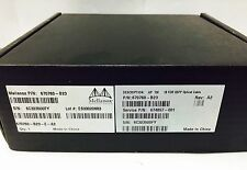 HP 7M InfiniBand FDR Fiber Opt. Cable 670760-B23 Quad SFF Pluggable 674857-001