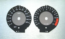 BMW K1200GT K1300GT black Tachoscheiben Tacho K44 1200 GT Gauge Ziffernblatt