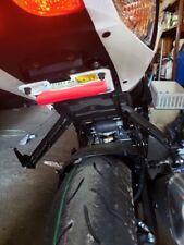 SUZUKI GSXR GSX-R 600 750 1000 Fender Eliminator Tail Tidy Front Facing BlackP/L