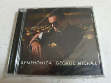 George Michael  -  Symphonica - CD Album - (New & Sealed)
