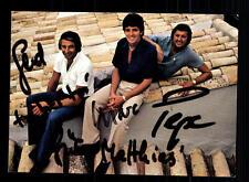Nilsen Brothers Autogrammkarte Original Signiert ## BC 68517