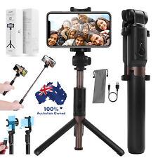 Monopod Selfie Stick Handheld Tripod Bluetooth Shutter F iPhone X 6 7 Samsung AU
