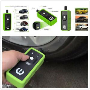 2in1 Auto Pressure Reset Tire Monitor Sensor Test Scanner Repair Tool