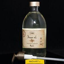 SABON Shower oil MUSK 500ml 17.59oz +pump