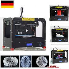 duty free ! CTC FDM imprimante 3D Makerbot Replicator double extrudeuses printer