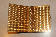 Vintage Gold-Tone Cigarette Case Holder