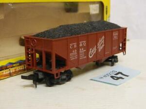 Vintage Revell HO Burlington Hopper Wagon T-4044-198