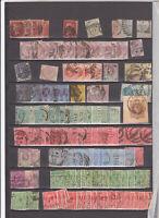Großbritannien ab 1841, ab Königin Victoria, Sammlung gestempelt