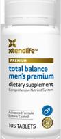Xtendlife Total Balance, Mens Premium - 105 Tablets