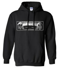 Mercedes Benz 300SL Gull Wing Car Sweatshirt, Sports Car hooded sweater