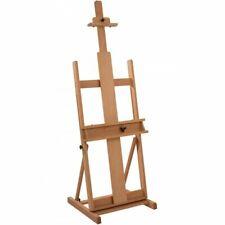 Creative Mark Carolina Artist's H-Frame Wooden Studio Art Easel Fully Adjustable