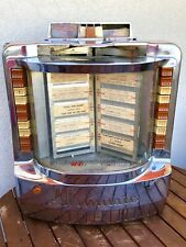 Jukebox WallBox De Bistrot Type Modèle WQ 200 Music Juke-Box Ami Music