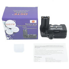 DSTE VG-B30AM Vertical Battery Grip For Sony A350 A300 A200 Camera as NP-FM500H