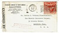 Mexico 1942 Censored Airmail Cover to USA - Z107
