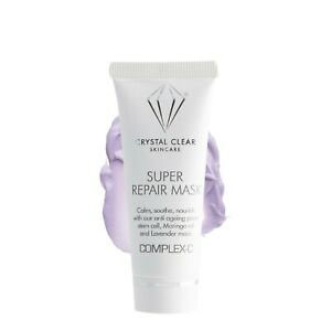 Crystal Clear Super Repair Mask 25ml