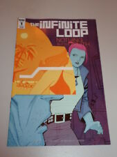 INFINITE LOOP NOTHING BUT THE TRUTH #1 IDW COMICS COVER B SEPTEMBER 2017